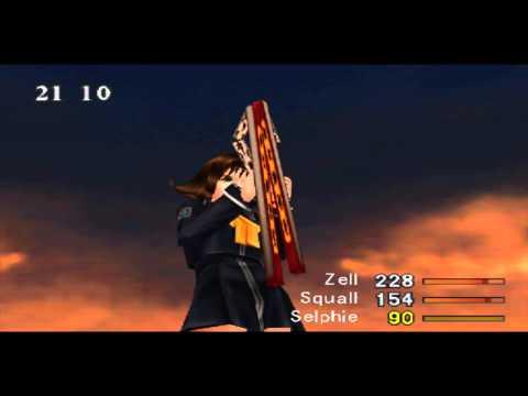 Final Fantasy VIII Part 8