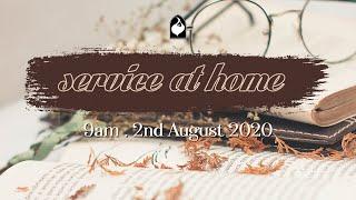 Romans 5:1-5 - Pastor Koh Yu Jin // 2nd August 2020