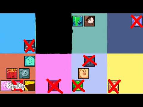 Bfb But Only The Ones In BFDIA But Not Bfdi