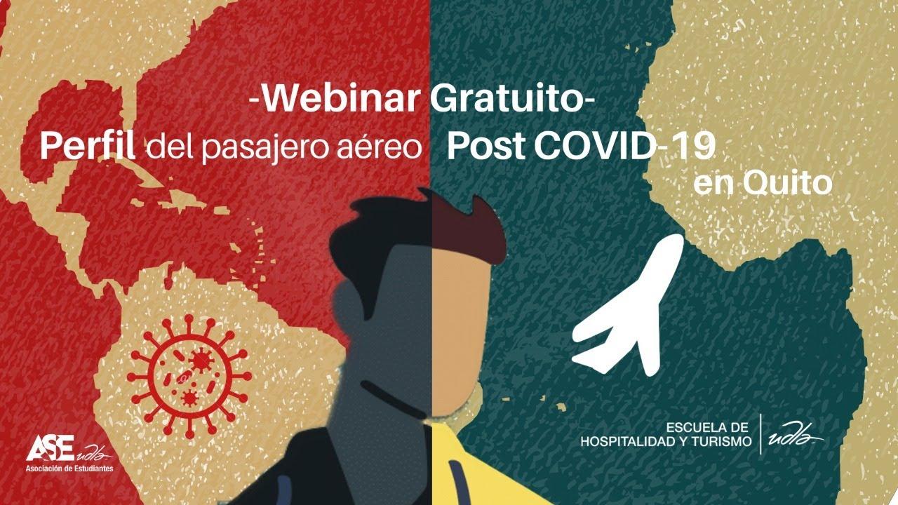 Perfil del pasajero aéreo post Covid-19
