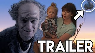 A Series of Unfortunate Events Season 2 Trailer - VFD & Vile Village Crows Explained