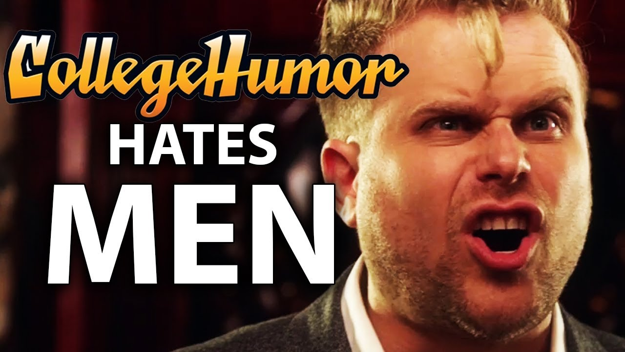 Collegehumor Attacks Alpha Males  Masculinity - Youtube-3485