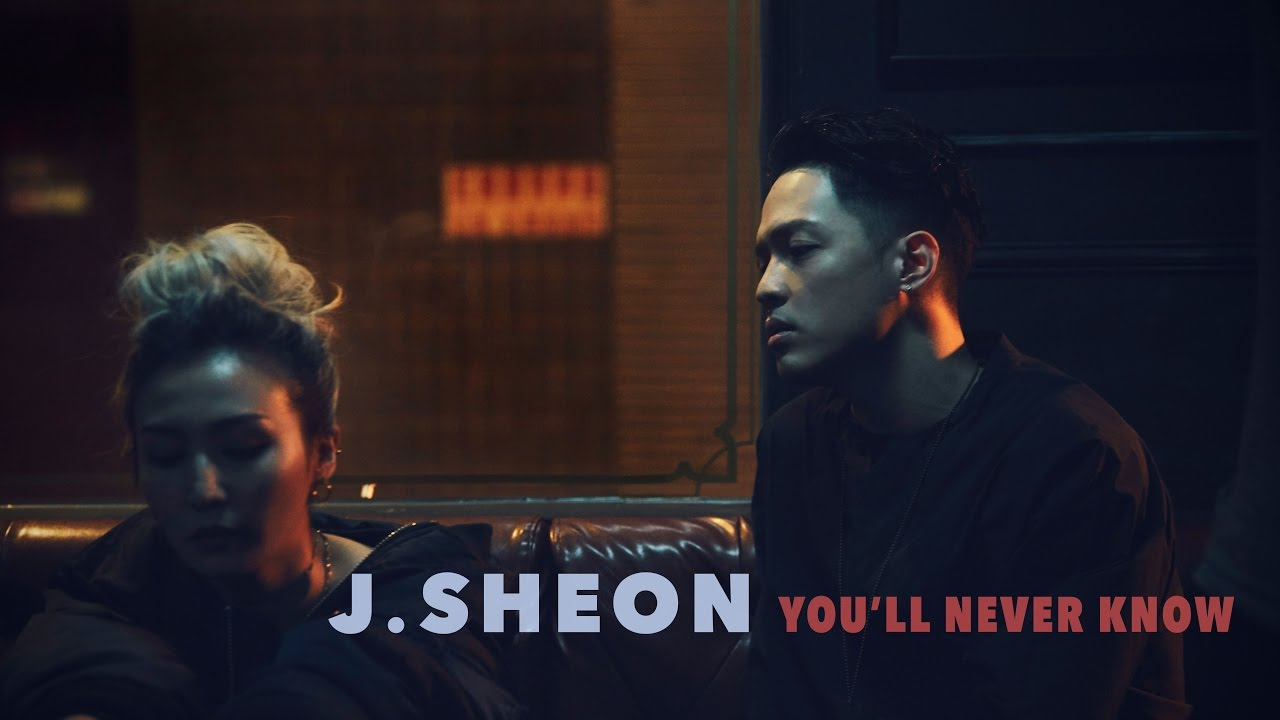 J.Sheon - You'll Never Know (Official Music Video)