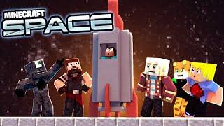 Der START von SPACE! - Minecraft Space #01 mit ALLEN