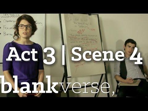 Blankverse | Act 3 Scene 4