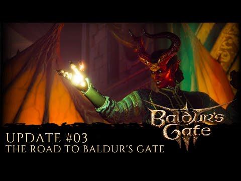 Baldur's Gate 3 Community Update #3 - The Road to Baldur's Gate