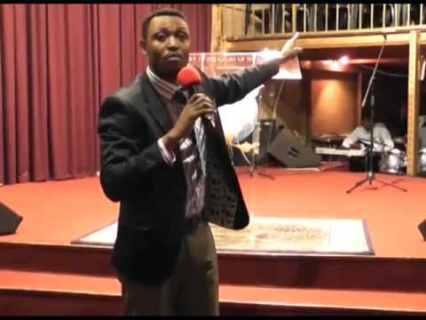 Open Doors Conference Capetown 08/2015 wilth Bishop Chales Motondo Part 2