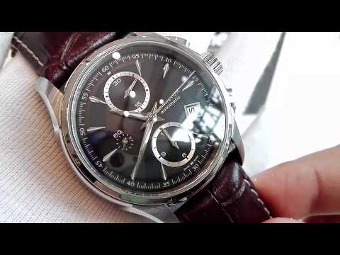 Hamilton Jazzmaster Auto Chrono Men's Watch H32616533