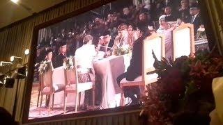 Presiden Joko Widodo dan Wapres Jusuf Kalla Jadi Saksi Nikah Putra BG dan Putri Buwas
