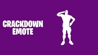 Fortnite - Crackdown 🔥🎧
