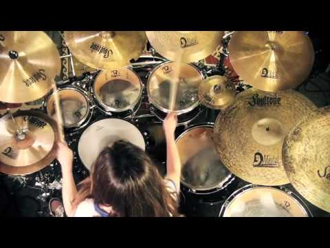 NIRVANA   SMELLS LIKE TEEN SPIRIT   DRUM COVER BY MEYTAL COHEN