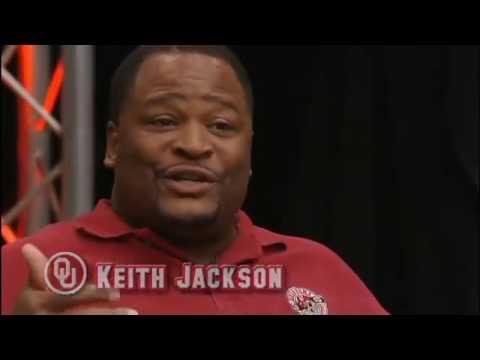 Oklahoma Football Legends Brian Bosworth Part 2 - YouTube