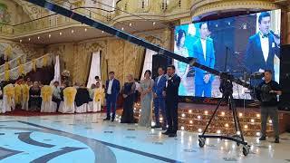 Свадьба Джамили ..поздравление от родителей