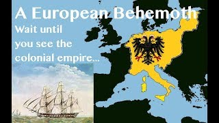 What if the Holy Roman Empire Remained United?