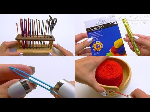 My Favorite Knitting and Crochet Tools – for Knitters and Crocheters by Naztazia