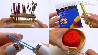 My Favorite Knitting and Crochet Tools - for Knitters and Crocheters by Naztazia