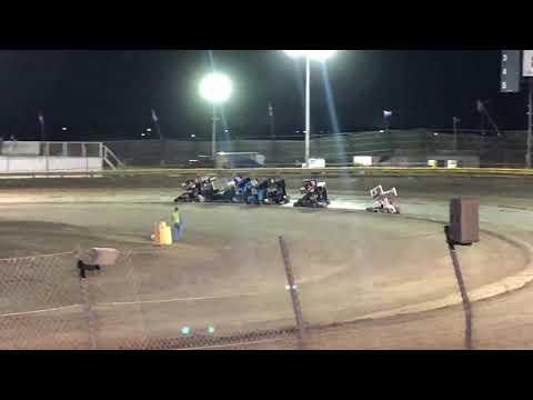 Lemoore Raceway 8/24/19 Jr Sprint Main- Cash