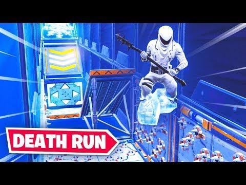 IMPOSSIBLE FORTNITE DEATHRUN CHALLENGE (Fortnite Creative)