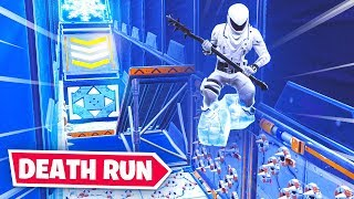 IMPOSSIBLE FORTNITE DEATHRUN CHALLENGE (Fortnite Creative)