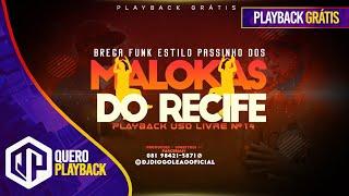 Baixar BASE BREGA FUNK USO LIVRE (PASSINHO DOS MALOKAS) #14
