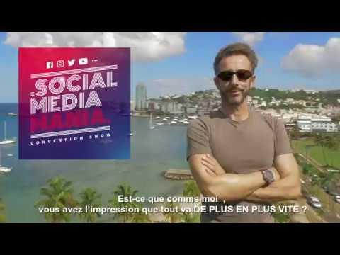 SOCIAL MEDIA MANIA: les réseaux sociaux font leur  show en Martinique. Mon Business TV
