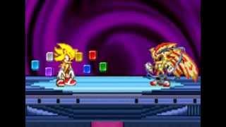 Super Sonic X Universe capitulo 22