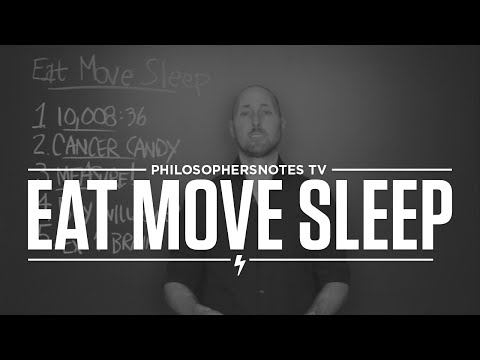 PNTV: Eat Move Sleep by Tom Rath