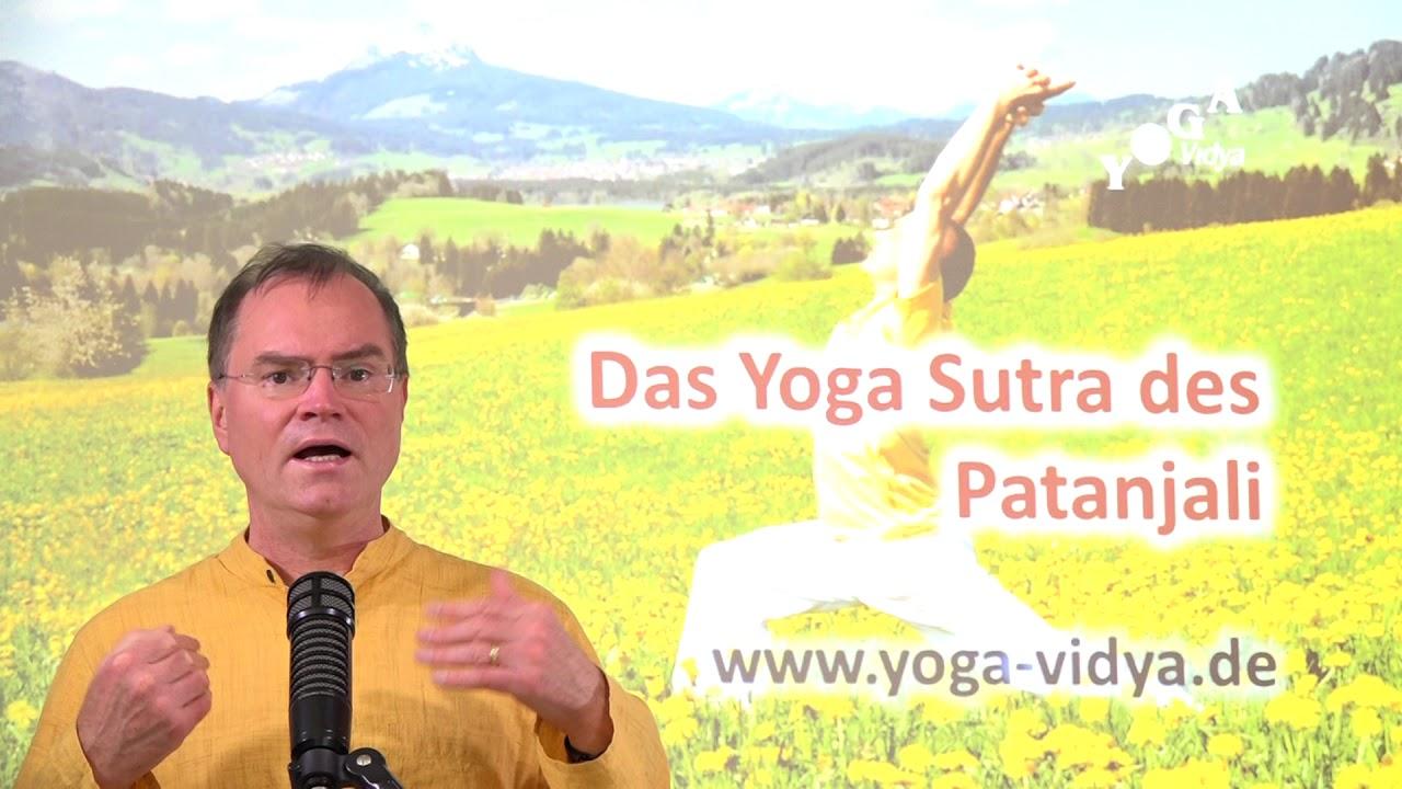 Das Yoga Sutra des Patanjali