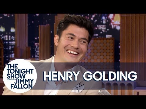Henry Golding's Old Showreel Is So Endearingly Nerdy