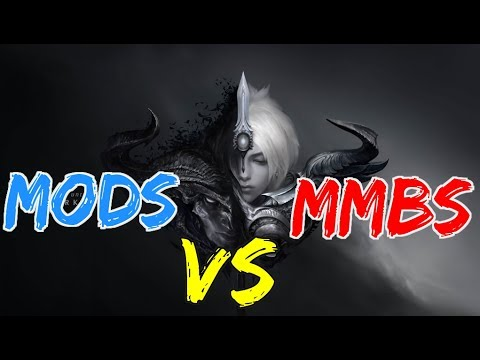 Mods VS Members  Special Video  League of Legends  ქართულად