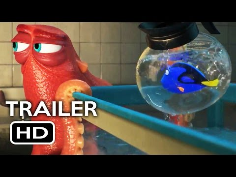 Thumbnail: Finding Dory Official Trailer #3 (2016) Ellen DeGeneres Animated Movie HD