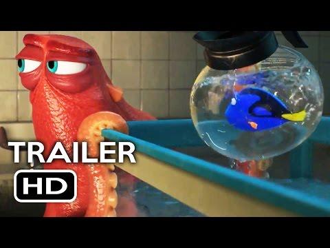 Finding Dory Official Trailer #3 (2016) Ellen DeGeneres Animated Movie HD