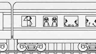 Russian animation In scale by Marina Moshkova