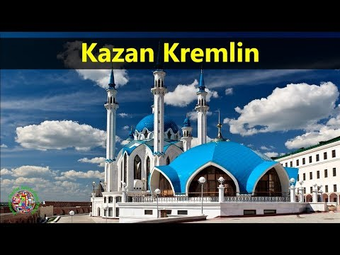 Best Tourist Attractions Places To Travel In Russia | Kazan Kremlin Destination Spot