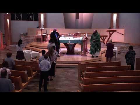 Wednesday 8:45am Mass for Notre Dame Parish School (8/26)