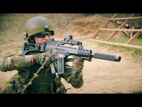 The Biggest Militrary Laser Tag Battle In 2016 (Alabino)