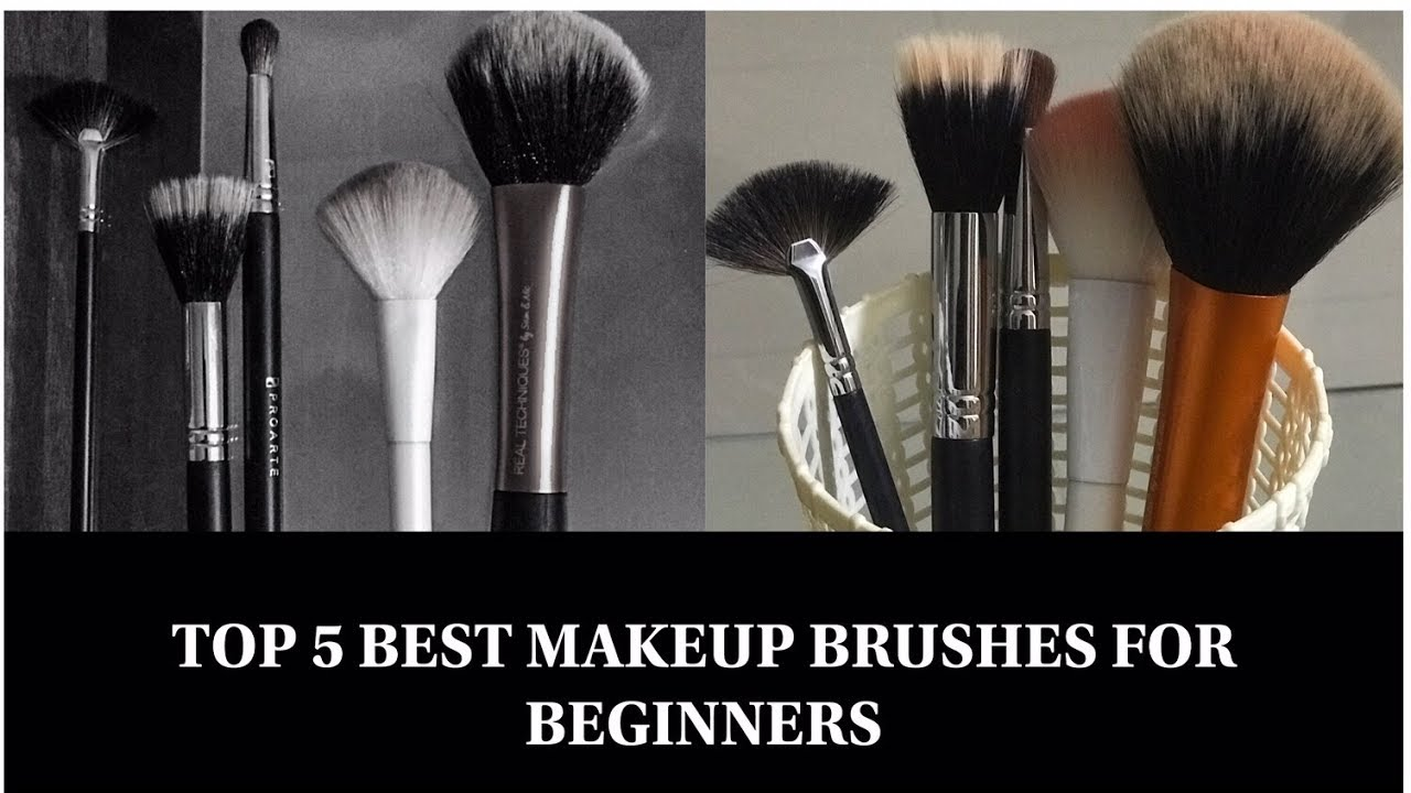 Best Makeup Brushes in India | Top 5 Brushes | Beginner Makeup Brushes. Reds and Pinks