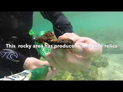 Lost Jewellery Recovery #2 Underwater metal detecting