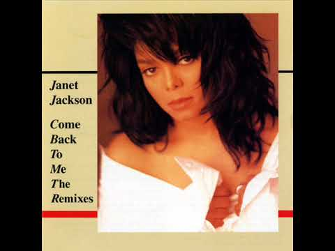 Janet Jackson  Vuelve A Mi Come Back To Me, Spanish Version