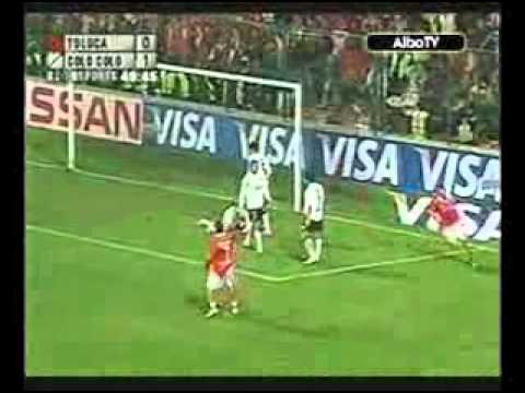 Colo Colo 2006 con el crack matias fernandez