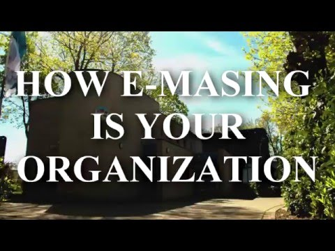 How E-mazing your organization?