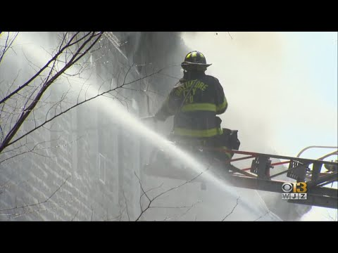 Baltimore City Fire Dept. Plans To To Scale Back Number Of Initial Responding Units To Calls