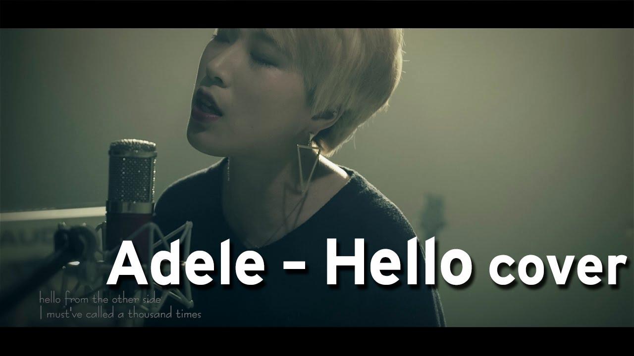 Adele - Hello cover by Lim hye won (original & Rock ... - photo#44