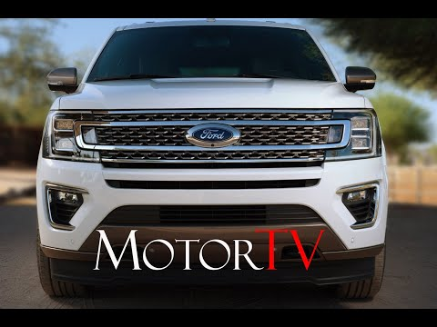 FlashNews: FORD EXPEDITION King Ranch Returns for 2020 & an upgraded Platinum model