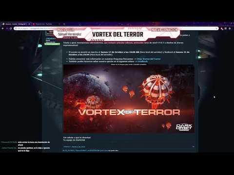 ¡FAQ's VORTEX DEL TERROR 2019!
