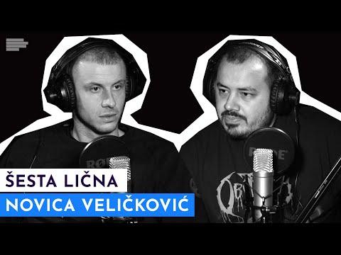 ŠESTA LIČNA: Sa Novicom Veličkovićem o Partizanu, Realu i drugim stvarima | S01E05