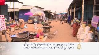 البرلمان الانتقالي لجنوب السودان يفتتح أولى جلساته