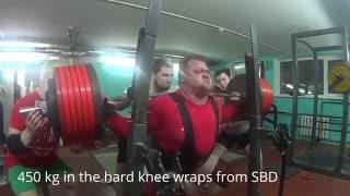 SBD equipping for Konovalov Andrey