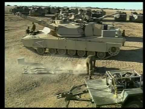 History of the M1 Abrams tank