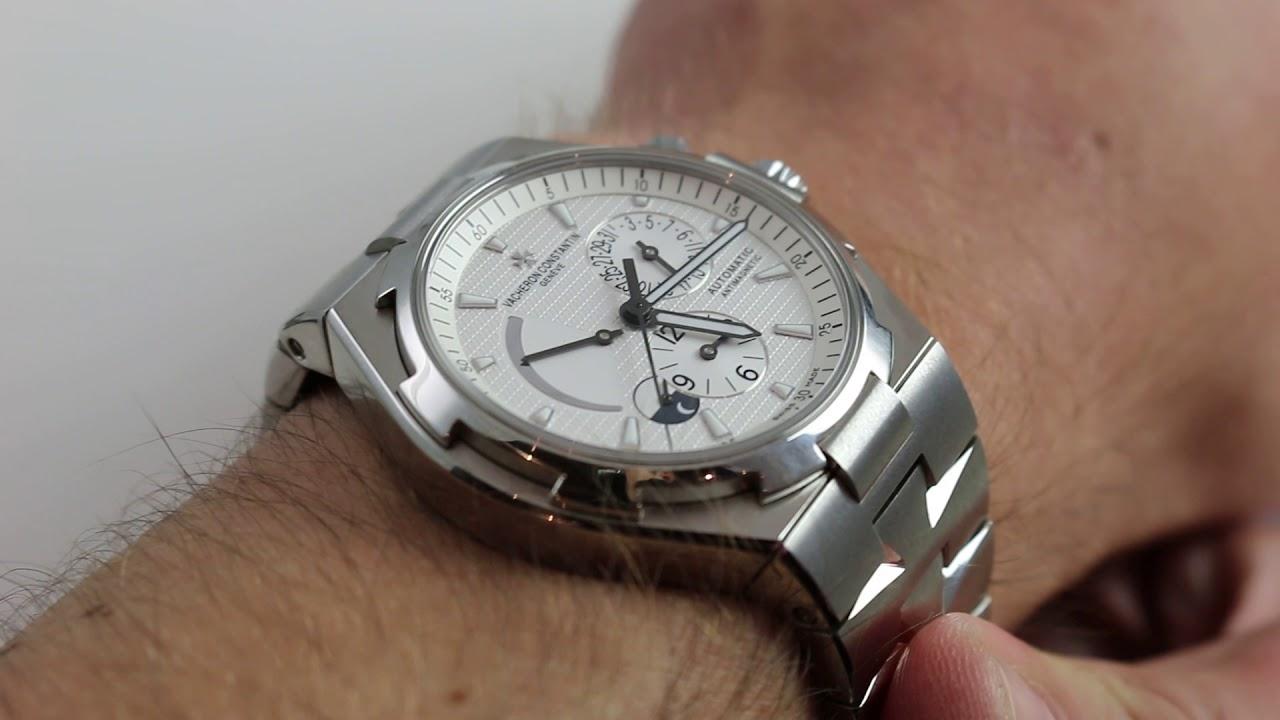 Vacheron Constantin Overseas Dual Time 47450/B01A-9226 Luxury Watch Review - YouTube